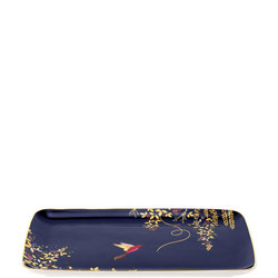 The Chelsea Collection Trinket Tray Blue