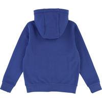 Zip Sweatshirt Blue