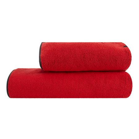 Urban Life Towel Red