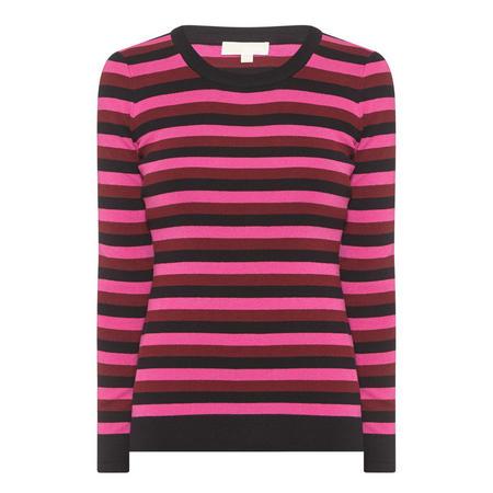 Multi-Stripe Sweater Multicolour