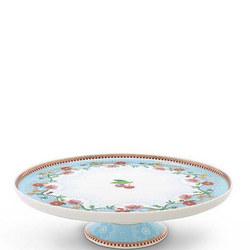 Tray Mini Cake Tray  Blue