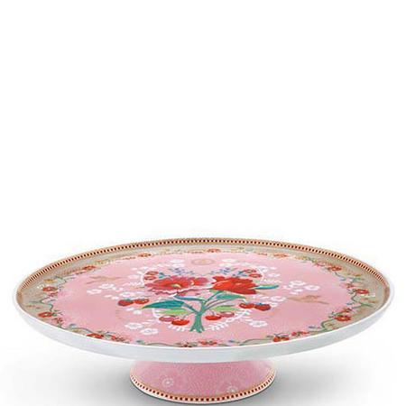 Tray Cake Tray  Pink