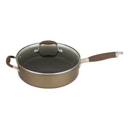Advanced Sauté 28Cm Covered Brown
