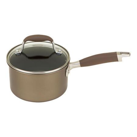 Advanced Saucepan 16Cm Covered Brown