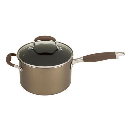 Advanced Saucepan 20Cm Covered Brown