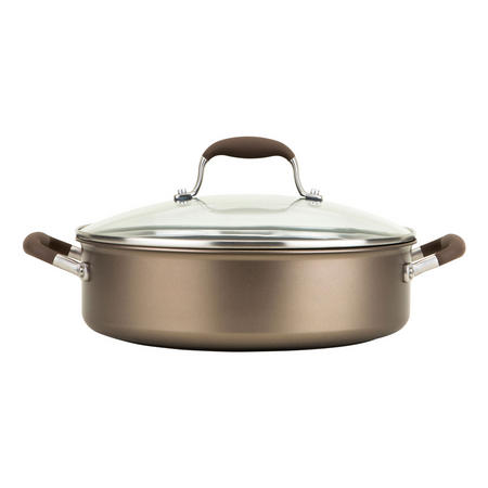 Advanced Casserole 28Cm Shallow Brown