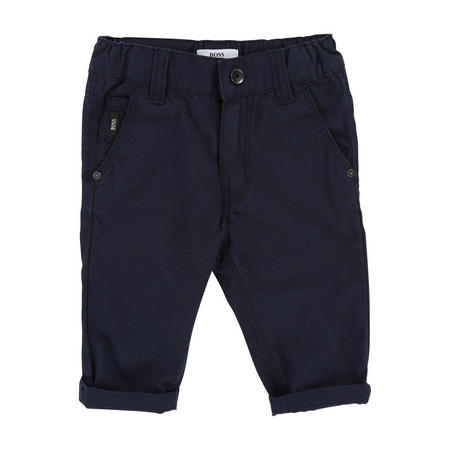 Babies Trousers Navy