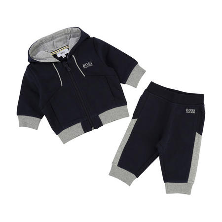 Two Piece Tracksuit Navy