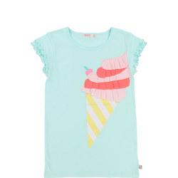 Ice-Cream Dress Blue