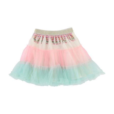 Layered Tutu Skirt Pink