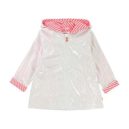 Rain Jacket Ivory