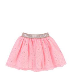 Glitter Logo Tutu Pink