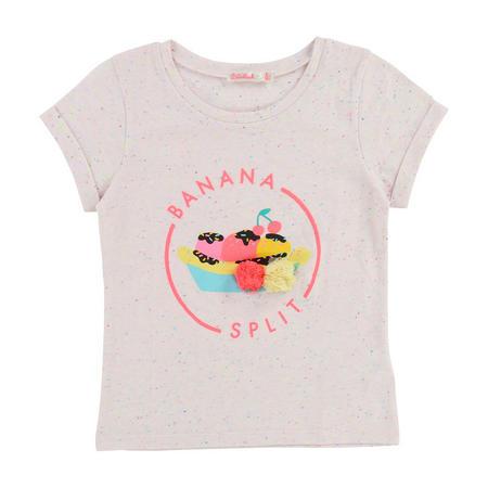 Banana Split T-Shirt Pink