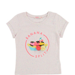Banana Split T-Shirt Pink