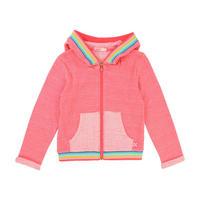 Rainbow Sweatshirt Pink