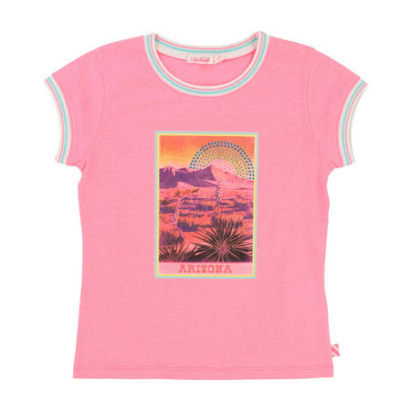 Arizona T-Shirt Pink