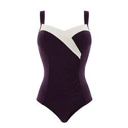 Portofino Balconnet Swimsuit Purple