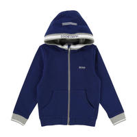 Hooded Sweatshirt Blue