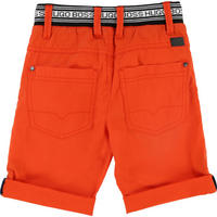 Cotton Shorts Orange