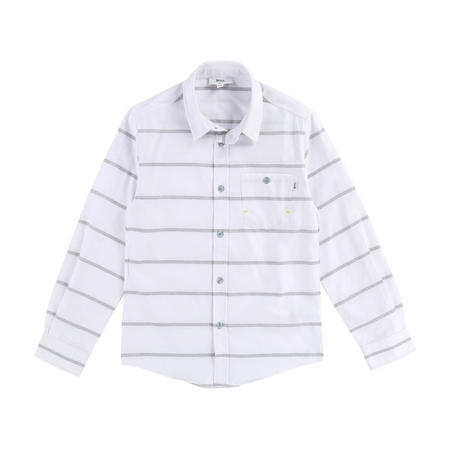 Stripe Shirt White