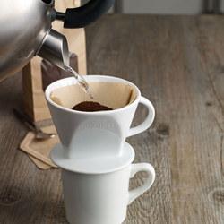 Aerolatte No 2 Ceramic Drip Coffee Filter Natural