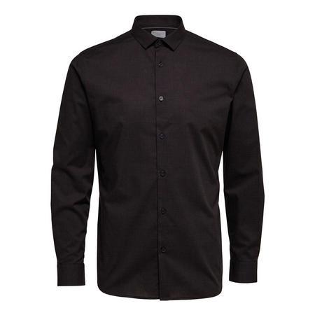 Basic Formal Shirt Black