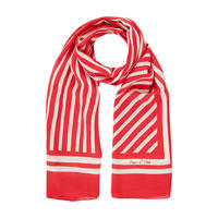 Hand Painted Stripe Scarf Multicolour