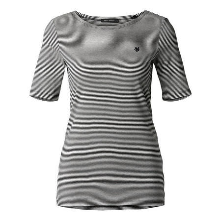 Short Sleeve Stripe T-Shirt Multicolour