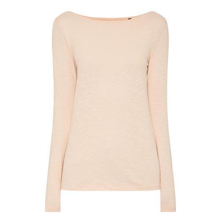 Long Sleeve T-Shirt Pink