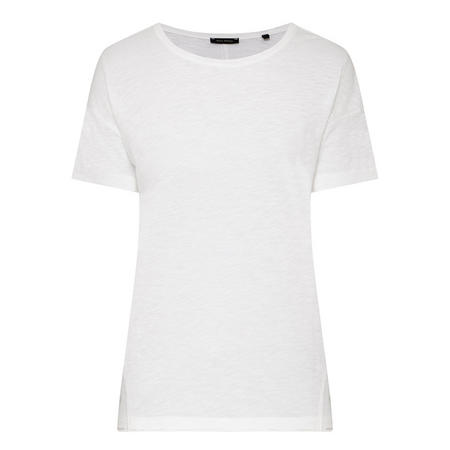 Basic Casual T-Shirt White