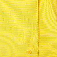 Long Sleeve Boat Neck Sweater Yellow