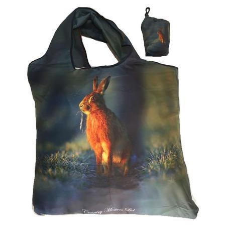 Hare Foldaway Bag Multicolour