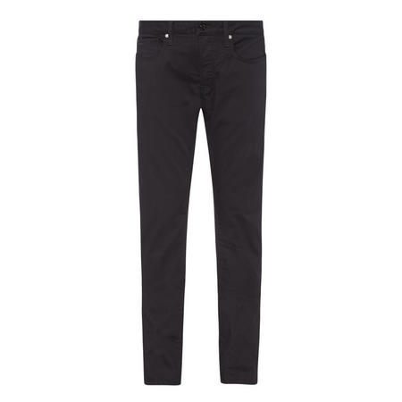 3301 Slim Fit Jeans Black
