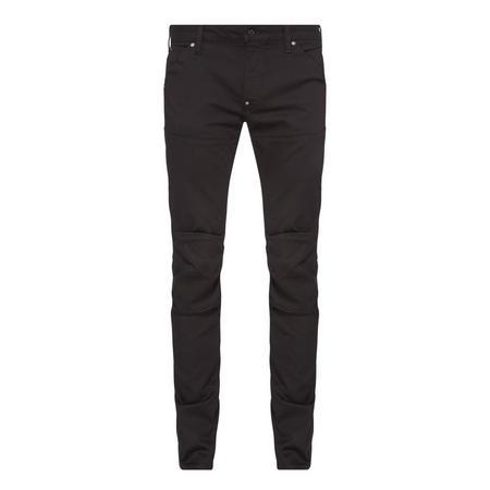 5620 3D Slim Fit Jeans Black