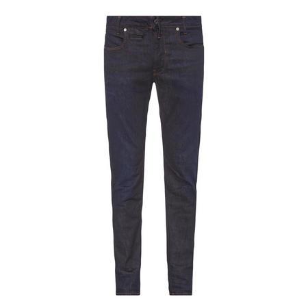 D-Staq Slim Fit Jeans Navy