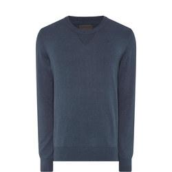 Core Crew Neck Sweater Green