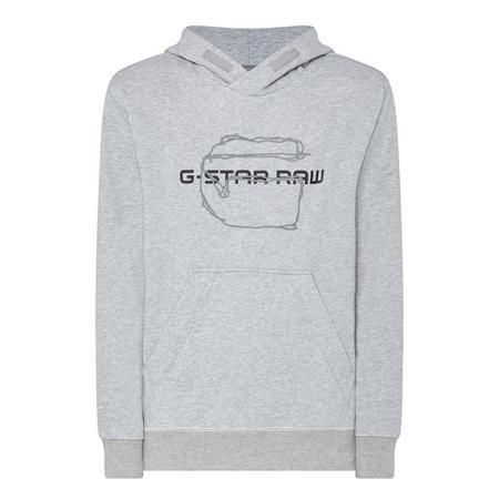 Tars Hoody Grey