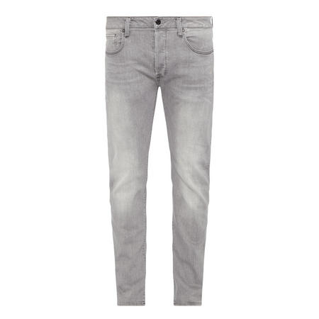 3301 Straight Jeans Grey