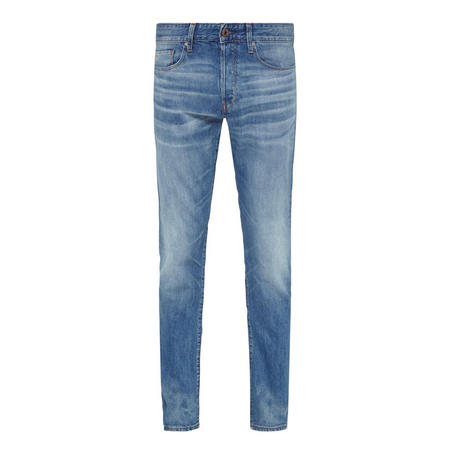 3301 Tapered Jeans Blue