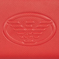 Eagle Zip-Around Wallet Red