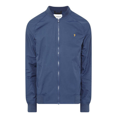 Richards Bomber Jacket Blue