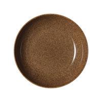 Studio Craft Chestnut Pasta Bowl Brown
