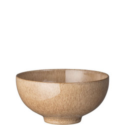 Studio Craft Elm Rice Bowl Brown