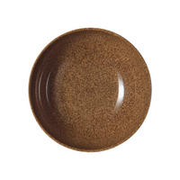 Studio Craft Chestnut Cereal Bowl Brown