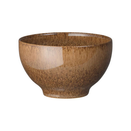 Studio Craft Chestnut Small Bowl Brown