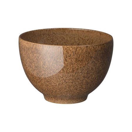 Studio Craft Chestnut Deep Noodle Bowl Brown