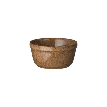 Studio Craft Chestnut Ramekin Brown