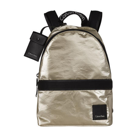 Fluid Backpack Gold-Tone