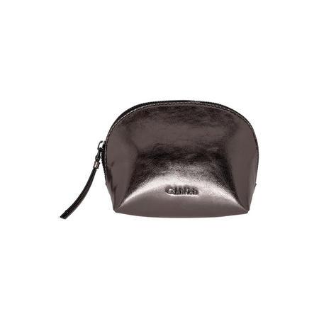 Night Out Make-Up Bag Metallic