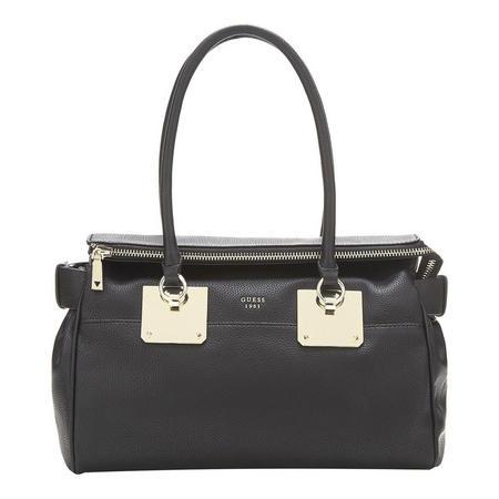 Luma Satchel Bag Black